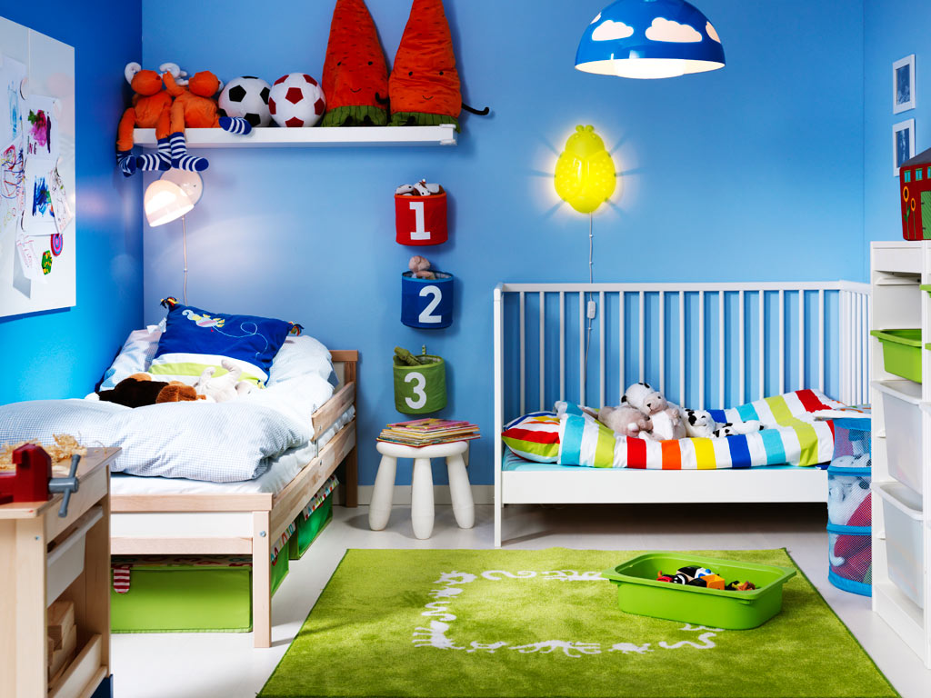Как оборудовать детскую комнату своими руками