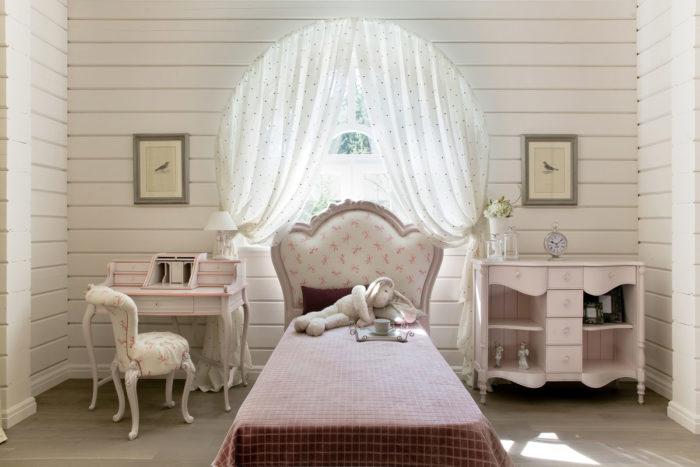 Дизайн детской комнаты в стиле прованс