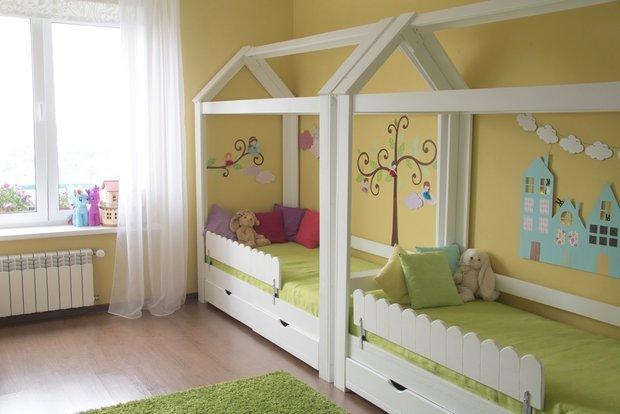 Комната для детей до 8 лет