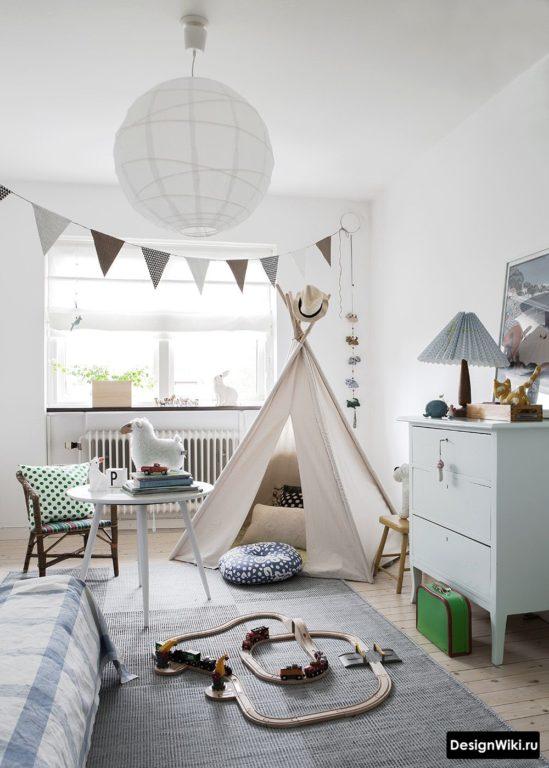 Палатка вигвам для детской