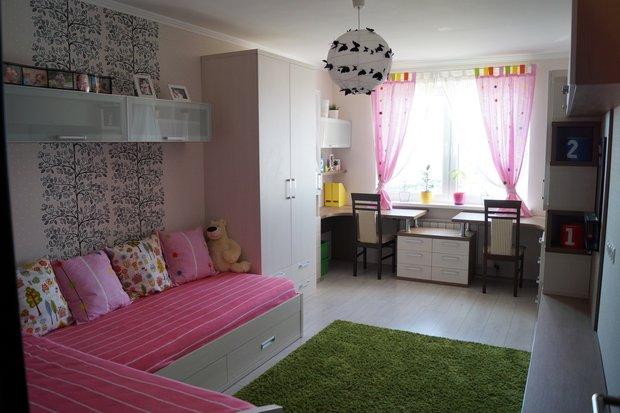 Детские комнаты для девочек дизайн
