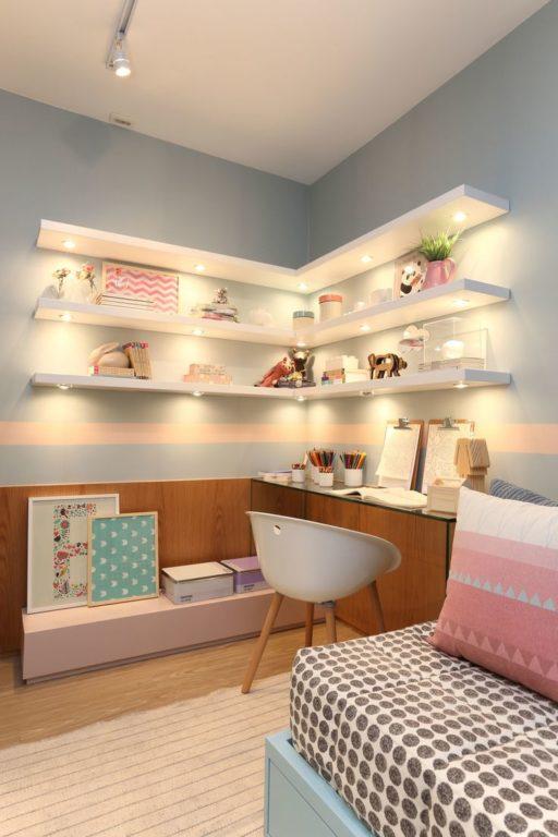 Дизайн комнаты для школьников старших классов