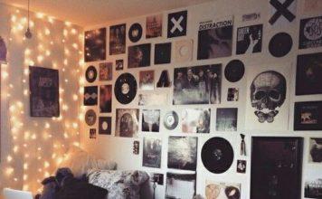 Дизайн комнаты подростка металлиста