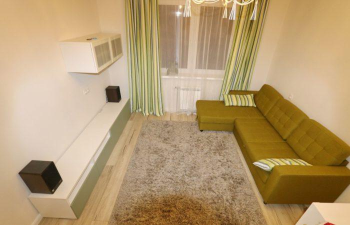 Дизайн маленькой однокомнатной квартиры