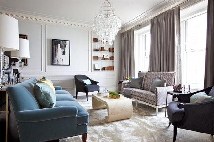 Дизайн мебели в стиле арт-деко