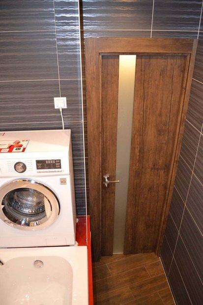 Нет места для стиральной машины в ванной