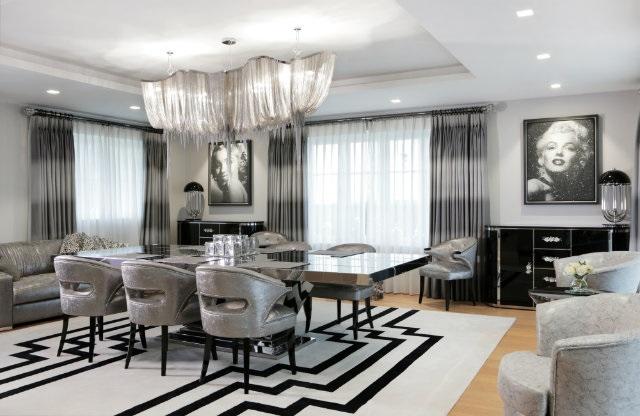 нейтральные цвета в гостиной