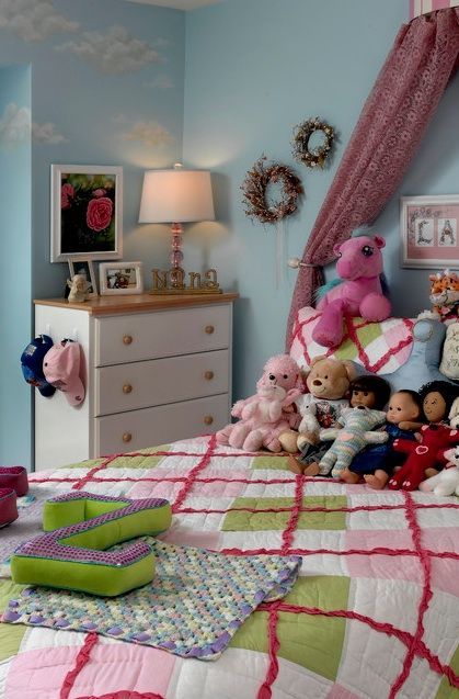 текстиль детской