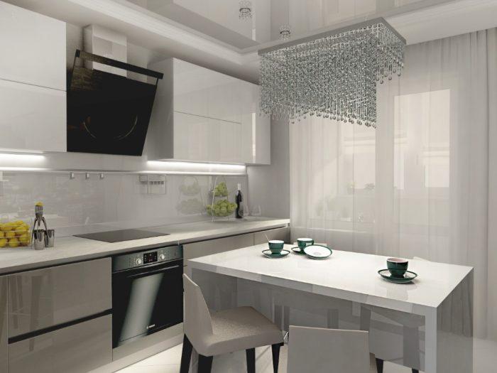 Визуализация проекта кухни