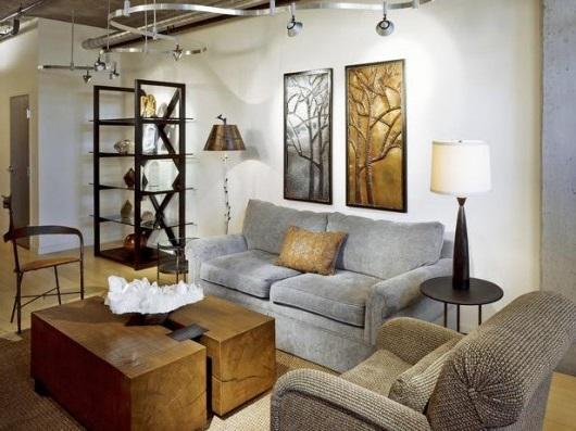 Дизайн интерьера квартиры в стиле конструктивизм