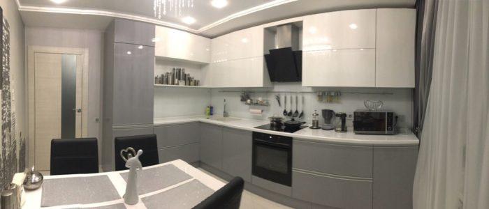 Дизайн кухни от проекта до реализации