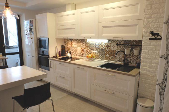 Дизайн кухни после реализации проекта