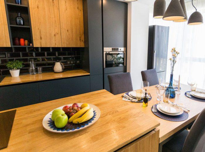 Идеи современного дизайна кухни в квартире