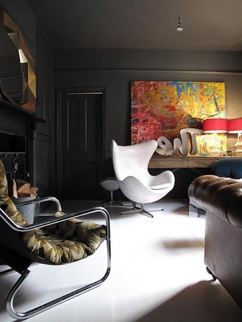 Кресла в стиле конструктивизм