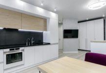 Перепланировка для объединения кухни и гостиной