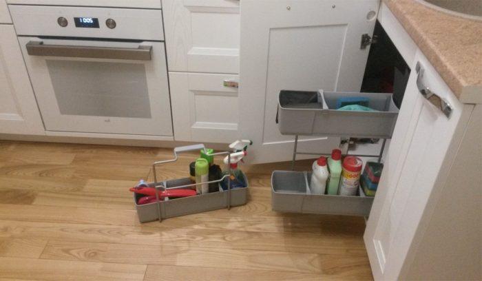 Подходит ли паркет на пол кухни