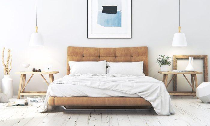 Светильники для спальни в стиле минимализм
