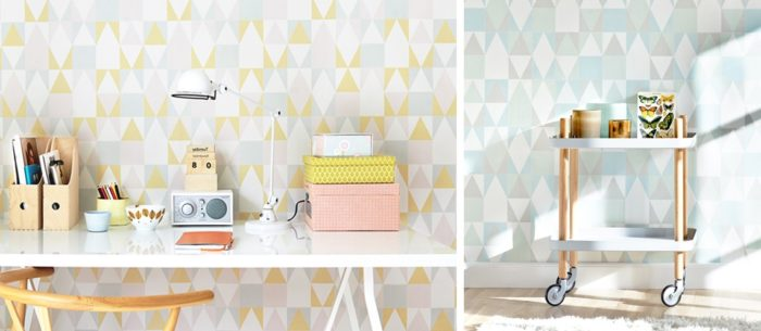 Влияние обоев под покраску на интерьер помещения - Дом Mail.ru | 305x700