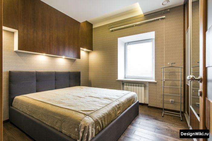 Современный дизайн спальни и детской