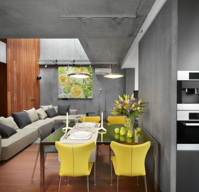 Стиль конструктивизм в дизайне интерьеров