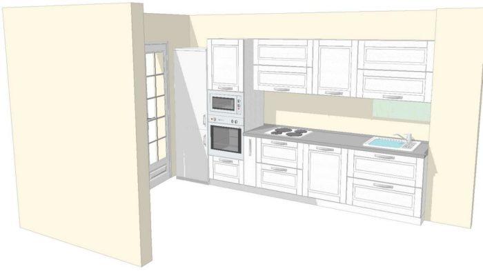 Стоит ли делать проект кухни самостоятельно