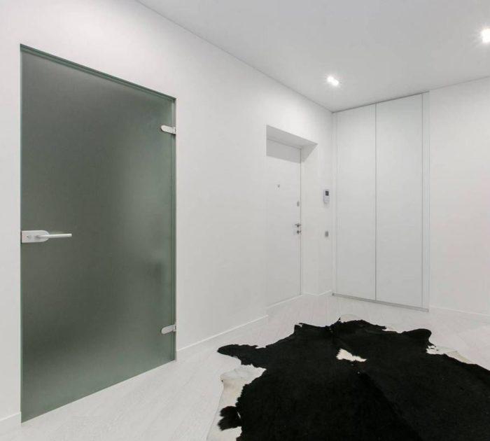 Хай-тек минимализм в квартире