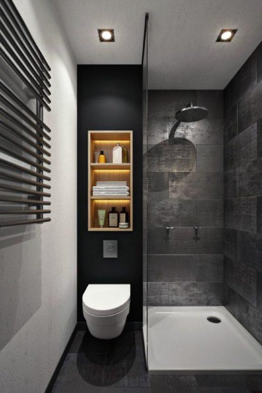 Ванная с туалетом 3 кв.м
