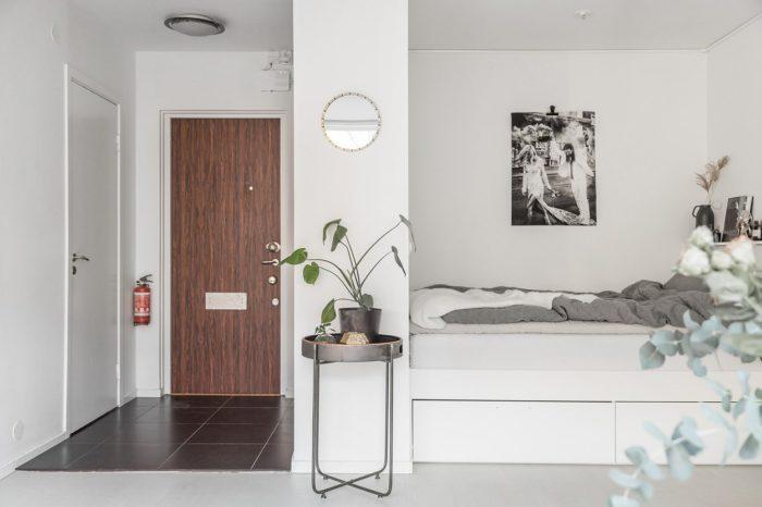 дизайн квартиры студии 11 правил и 144 реальных фото