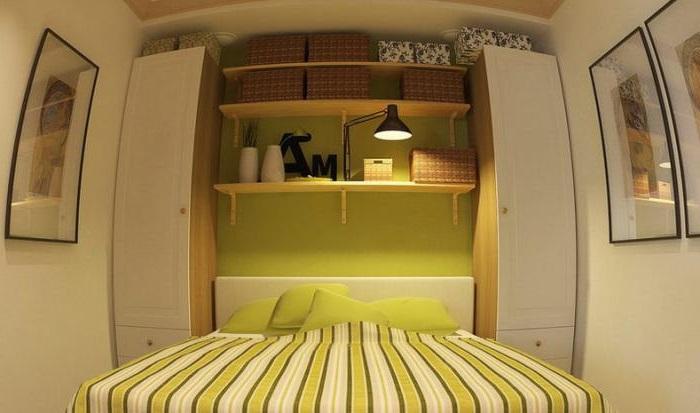 Где хранить вещи в маленькой спальне