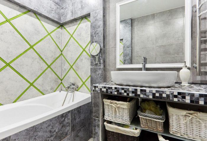 Дизайн плитки Керамин Нью Йорк