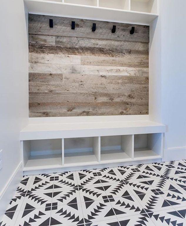 Дизайн современного шкафа для верхней одежды