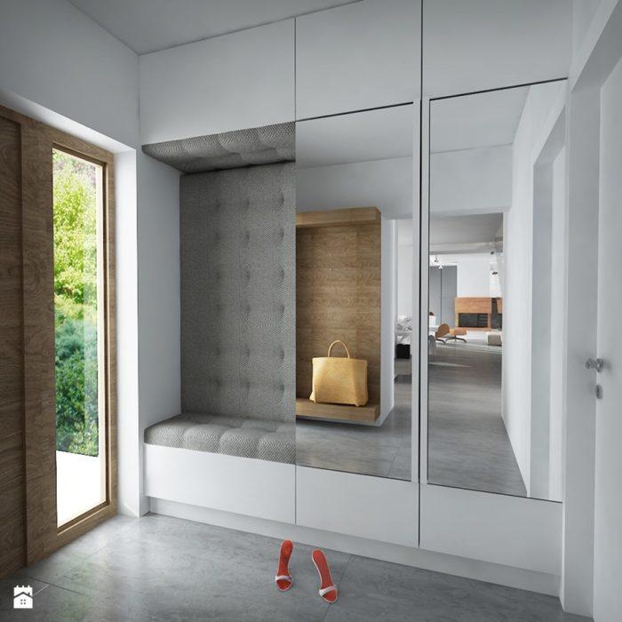 дизайн прихожей в квартире 60 фото и правильная компоновка мебели