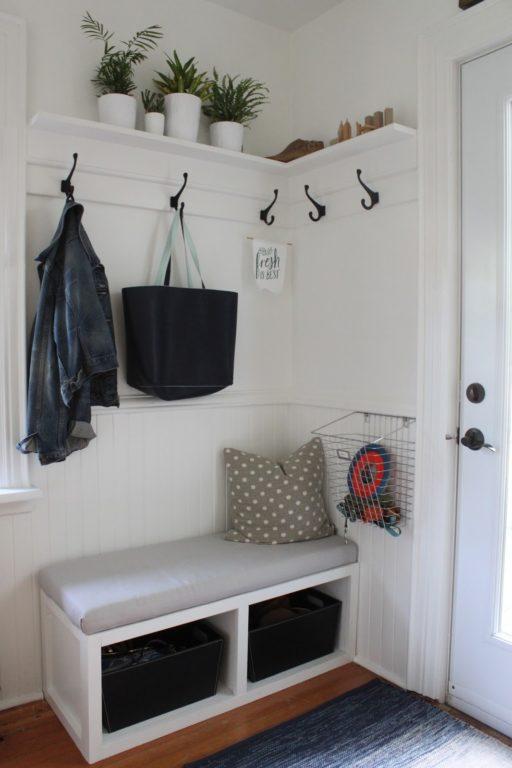 Открытые крючки для одежды