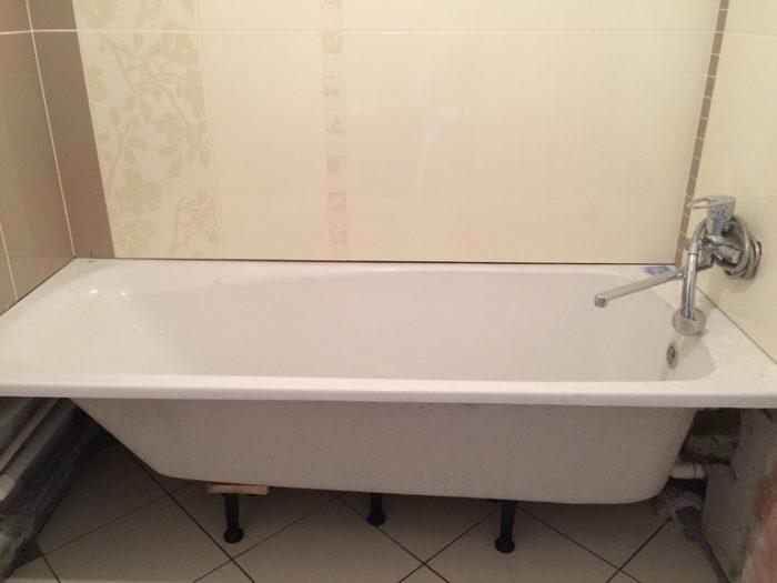 Проверка ванны перед покупкой