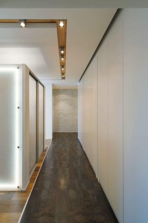 Сложный дизайн потолка из гипсокартона