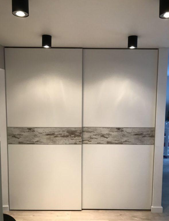 Современный дизайн шкафа купе
