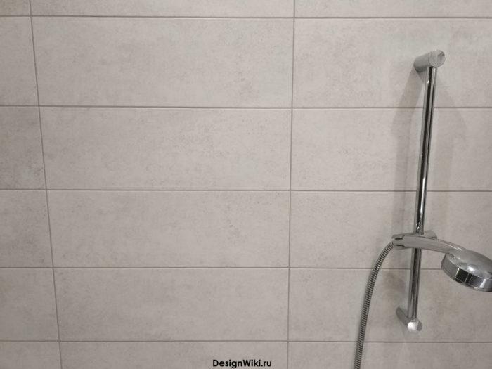 Цвет затирки для швов в ванной