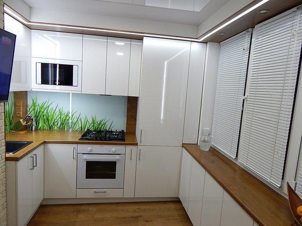 6.2 кв.м кухня в хрущевке