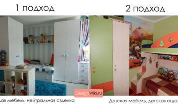 Варианты дизайна детской комнаты для двух мальчиков