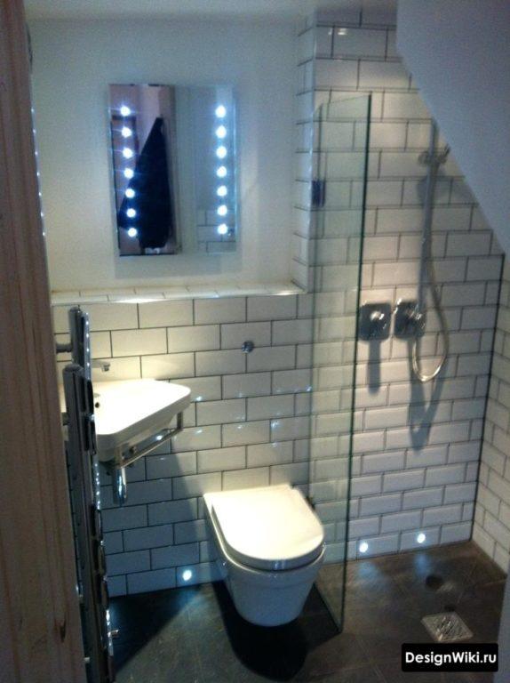 Ванная или душ в хрущевке