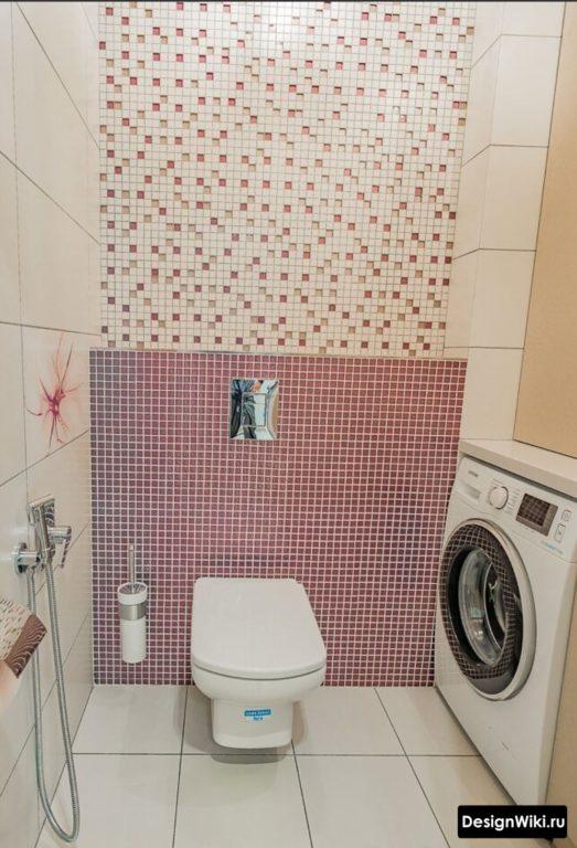 Выбор и комбинация плитки в ванной