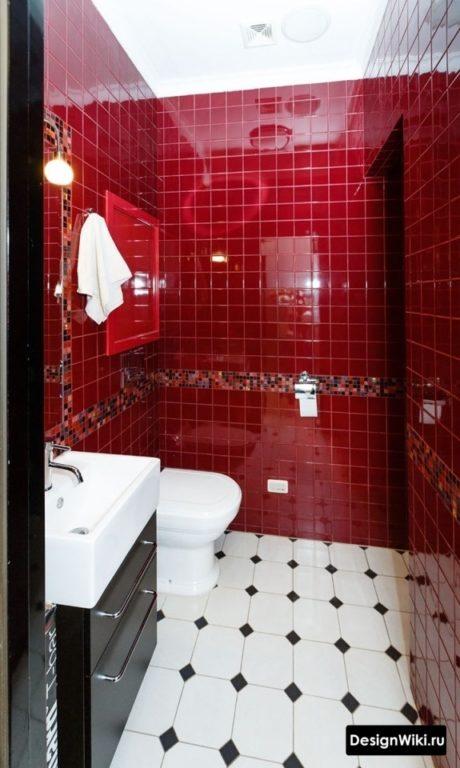 Выбор плитки для ванной в классическом стиле