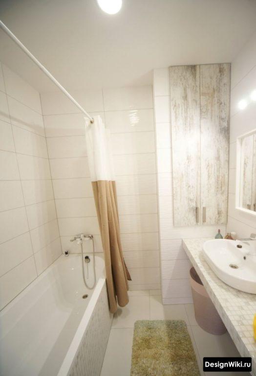 Какая плитка лучше для ванной матовая или глянцевая #дизайн #ваннаякомната