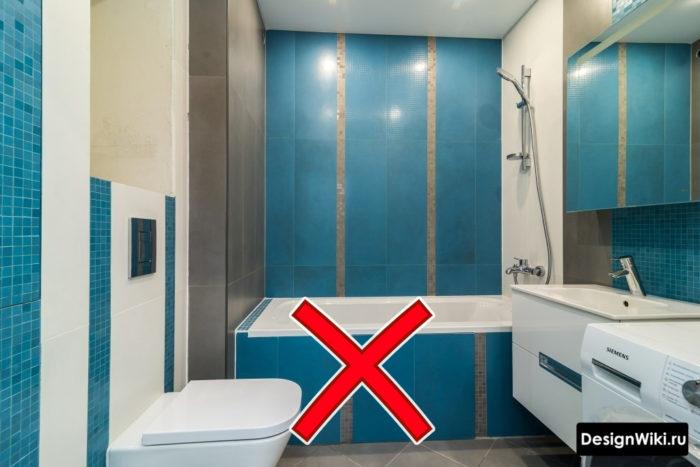 Какую плитку лучше выбрать для ванной по цвету