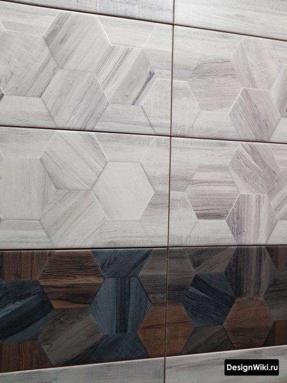 Как выбрать плитку по типу краев