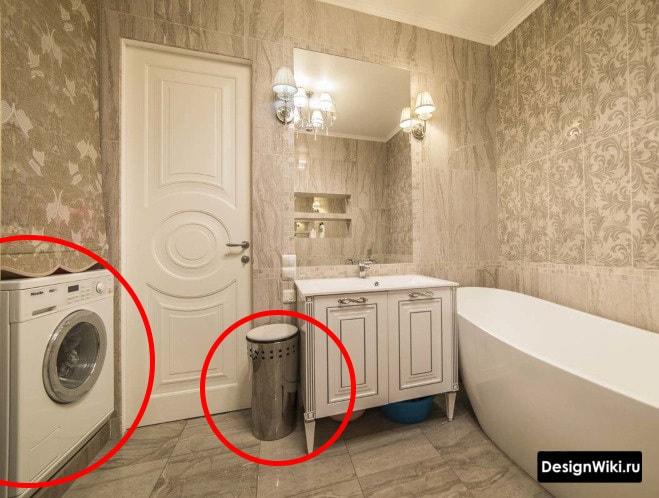 Минусы стиля прованс для ванной комнаты