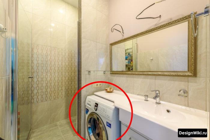 Стиль прованс в ванной ошибка