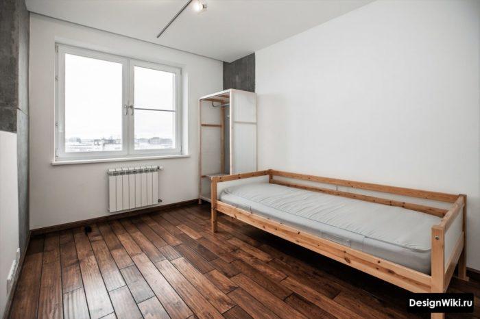 Дизайн подростковой комнаты мальчика стиль минимализм