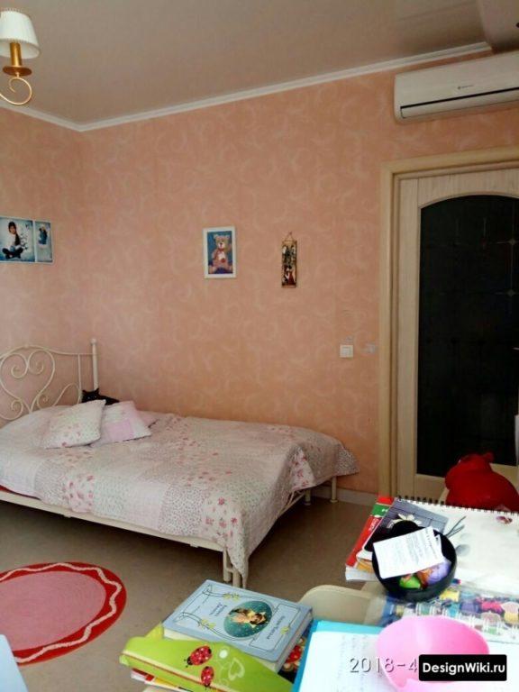 Интерьер комнаты старшеклассницы