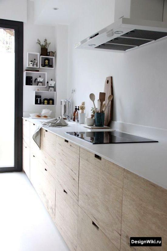 Слишком маленькая высота фартука на кухне